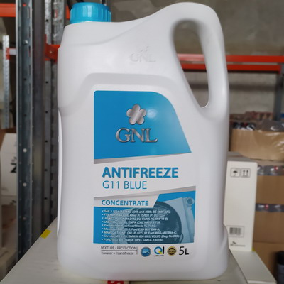 GNL Antifreeze G11 Blue Concentrate