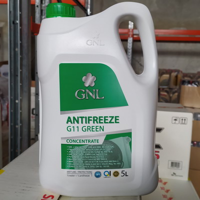 GNL Antifreeze G11 Green Concentrate